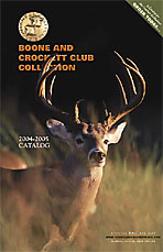 The Boone and Crockett Club is a non-profit organization founded in 1887 by Theodore Roosevelt. His vision was to establish a coalition of dedicated conservationists and sportsmen who would provide the leadership needed to address the issues that affect hunting, wildlife and wild habitat.