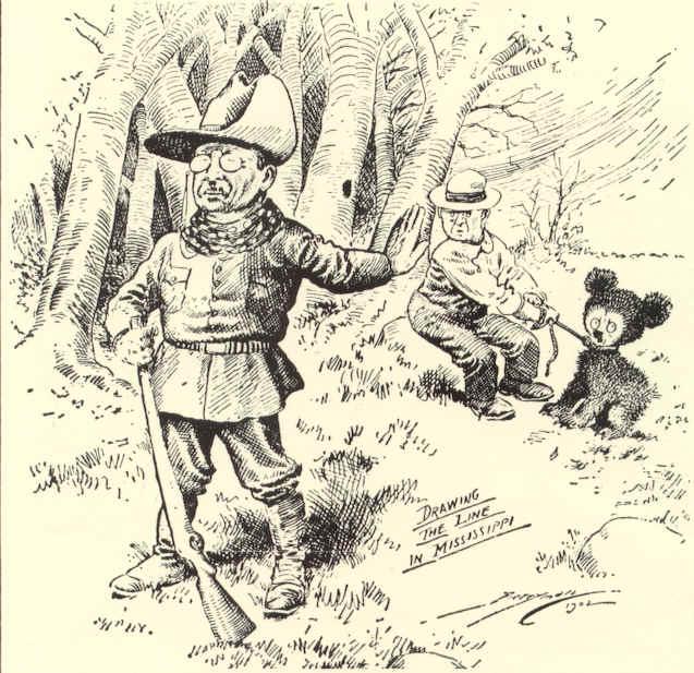 bear hunt drawing