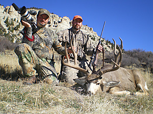 Big Game Profiles Season III Colorado Mule Deer