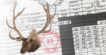World's Record American Elk - Typical