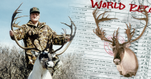 World's Record Central Canada Barren Ground Caribou