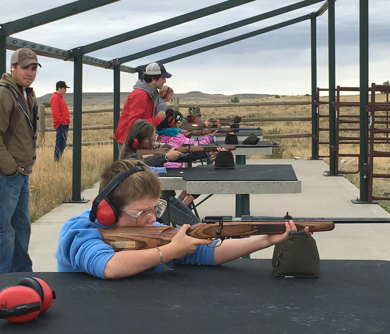 RWCC Shooting Range